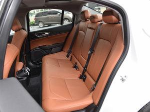 2017款200HP 豪华版 后排座椅
