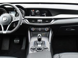 2017款280HP 豪华版 中控台
