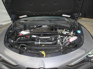 2017款200HP 精英版 发动机