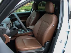 2017款200HP 豪华版 前排座椅