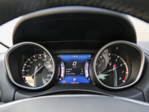 2016款3.0T 标准型 仪表