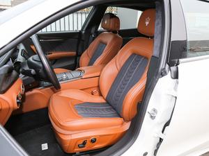 2018款3.0T 430Hp 豪华版 前排座椅