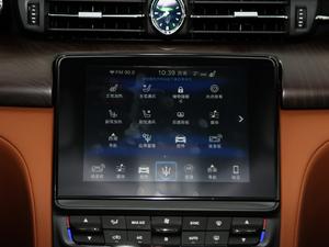 2018款3.0T 430Hp 豪华版 中控台显示屏