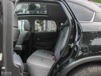 空间座椅标致4008(进口)后排空间