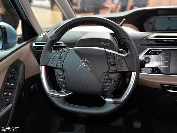 雪铁龙(进口)2015款C4 毕加索