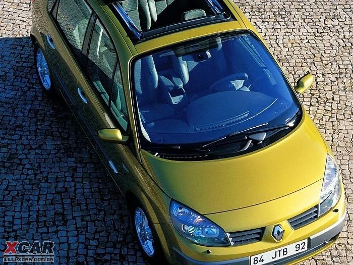 爱卡首页> 汽车图片 > 雷诺 > 雷诺 > 2004款风景