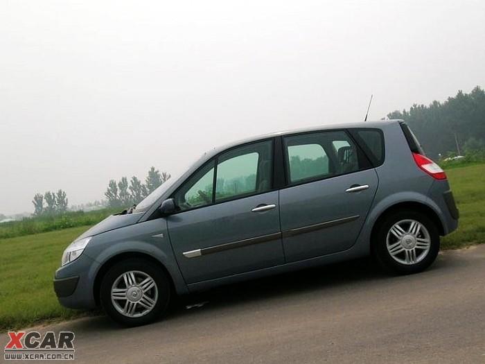 配置 文章 论坛 当前位置: 爱卡首页 汽车图片 雷诺 雷诺 2004款风景