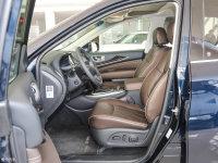 空间座椅英菲尼迪QX60混动前排空间