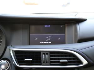 2018款1.6T 两驱极限版 中控台显示屏