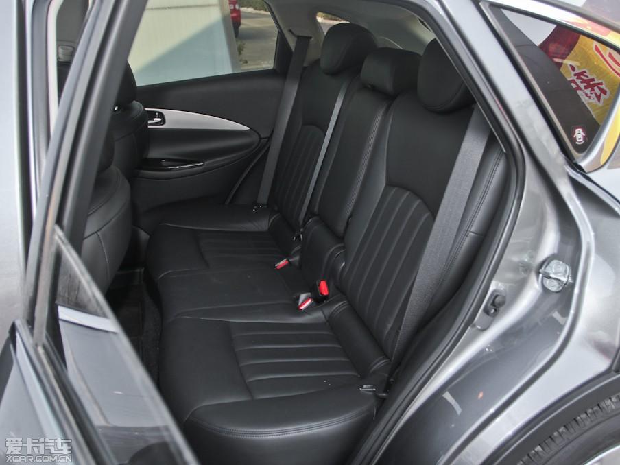 【2013款英菲尼迪qx50(进口)25 后驱优雅版_空间座椅