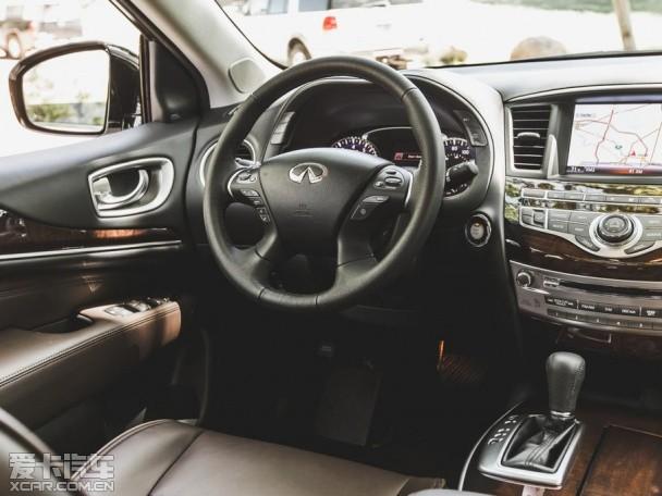 英菲尼迪(进口)2014款英菲尼迪QX60混合动力
