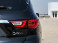 细节外观英菲尼迪QX60尾灯