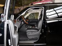 空间座椅英菲尼迪QX80前排空间