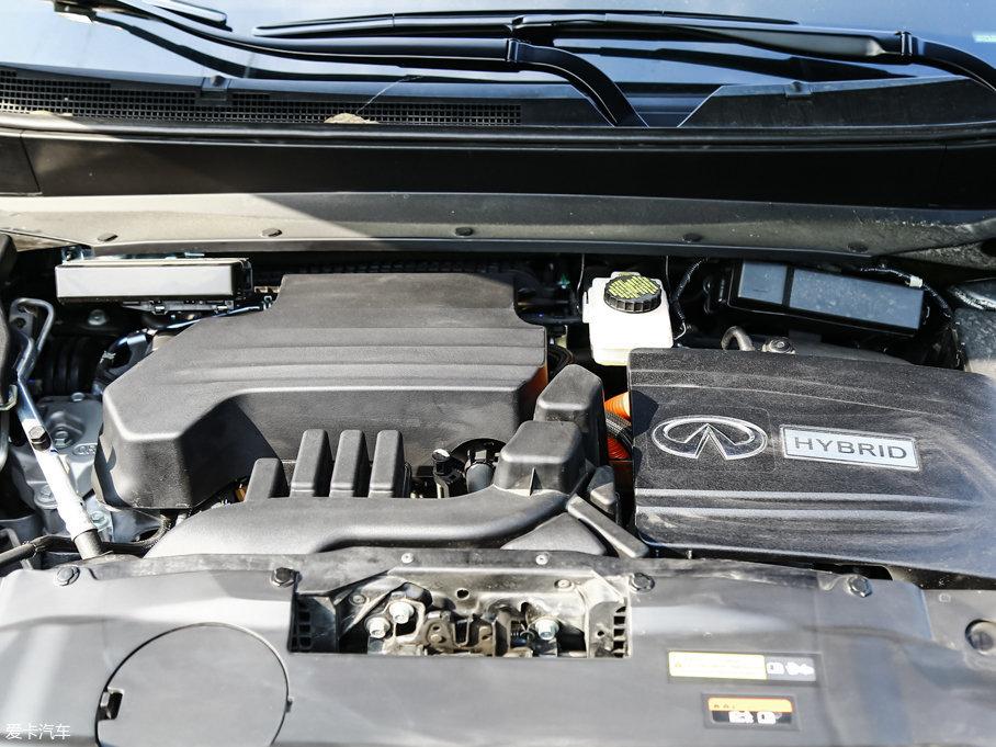 英菲尼迪(进口)2016款英菲尼迪QX60混合动力