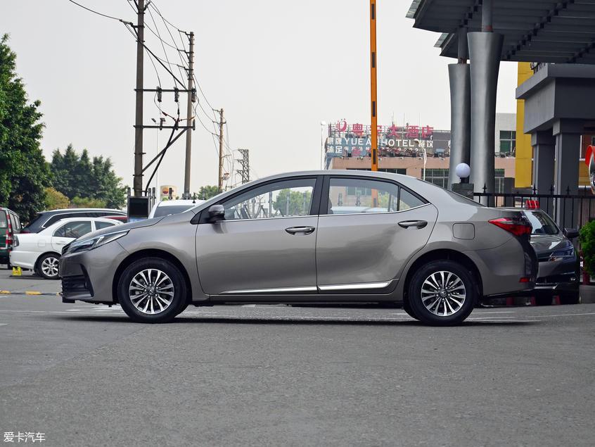 一汽丰田2018款卡罗拉