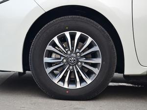 2018款1.2T CVT GL智享版 轮胎