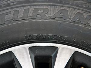 2018款1.2T CVT GL智享版 轮胎尺寸