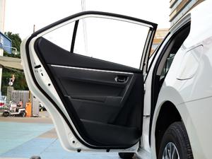 2018款1.2T CVT GL智享版 后车门