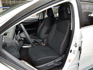 2018款1.2T CVT GL智享版 前排座椅