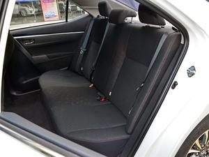 2018款1.2T CVT GL智享版 后排座椅