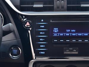 2018款1.2T CVT GL智享版 音响调节