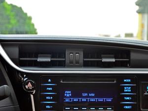 2018款1.2T CVT GL智享版 空调出风口