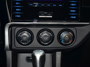 2018款1.2T CVT GL智享版 空调调节