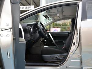 2018款1.2T CVT GL-i智辉版 前排空间