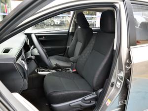 2018款1.2T CVT GL-i智辉版 前排座椅