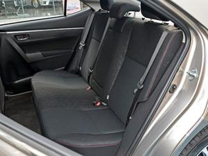 2018款1.2T CVT GL-i智辉版 后排座椅