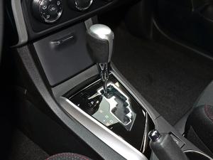 2018款1.2T CVT GL-i智辉版 变速挡杆