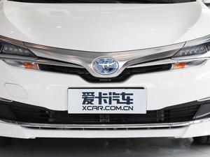 2018款1.8L E-CVT智尚版 中网