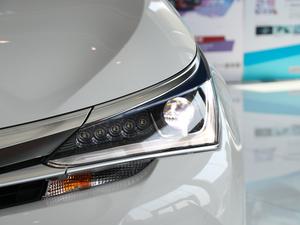2018款1.8L E-CVT智尚版 头灯