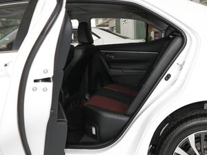 2018款1.8L E-CVT智尚版 后排空间