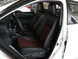 2018款1.8L E-CVT智尚版 前排空间