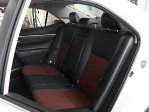 2018款1.8L E-CVT智尚版 后排座椅