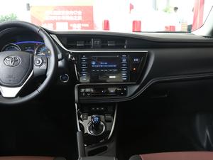 2018款1.8L E-CVT智尚版 中控台