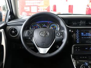 2018款1.8L E-CVT智尚版 方向盘