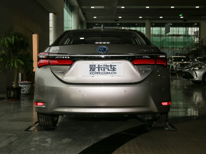 2018款1.8L E-CVT智尚版 纯后