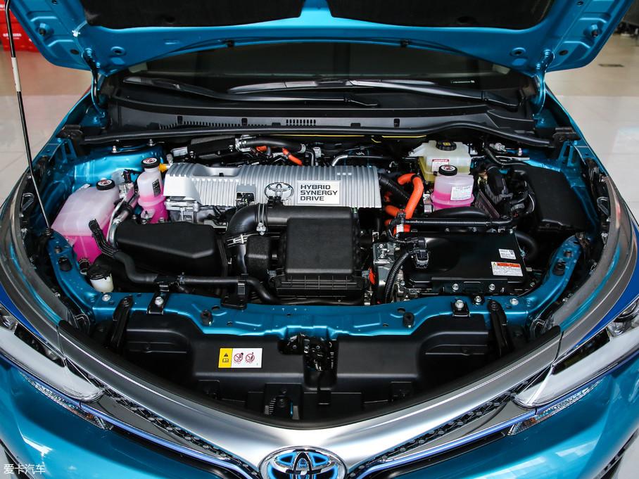 2019款卡罗拉 双擎E+ 1.8L 豪华版