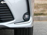 細節外觀卡羅拉 雙擎霧燈