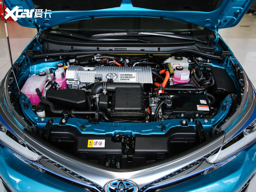 一汽丰田2019款卡罗拉 双擎