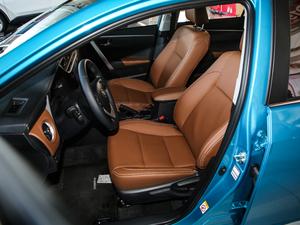 2019款E+ 1.8L 豪华版 前排座椅