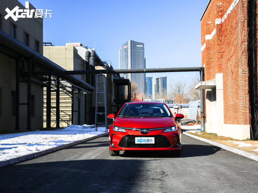 一汽丰田2019款卡罗拉
