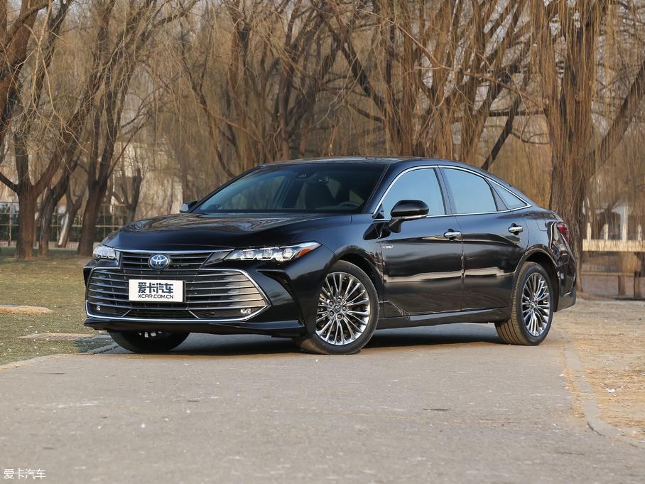 亚洲龙 双擎22.68万起售价格稳定