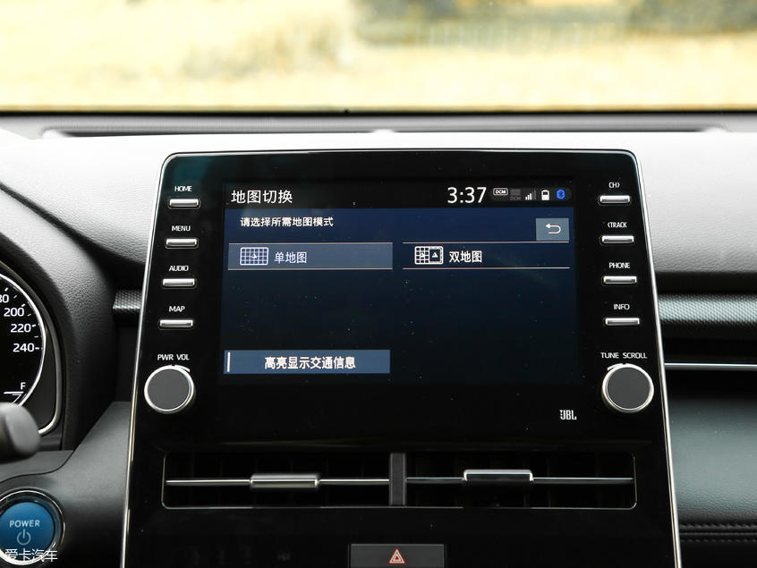 一汽丰田2019款亚洲龙混动