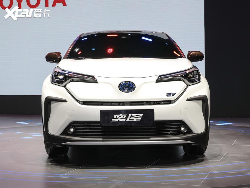 一汽丰田2020款奕泽IZOA EV