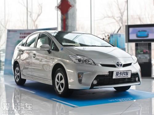 一汽丰田 2012款普锐斯