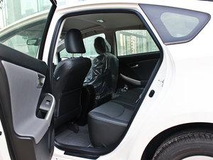 2012款1.8L CVT豪华先进版 后排空间
