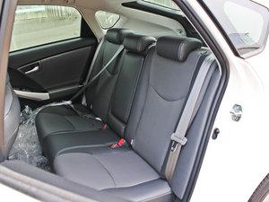 2012款1.8L CVT豪华先进版 后排座椅